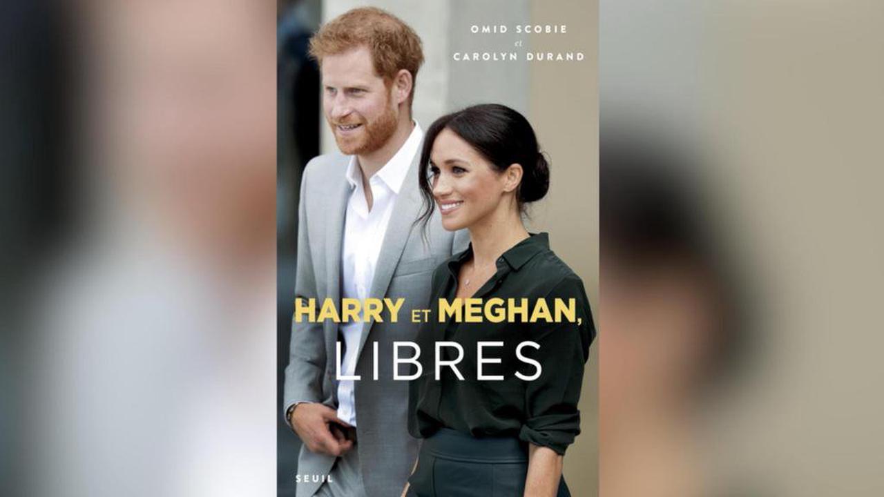 """Le livre """"Harry et Meghan, libres"""" s'offre une nouvelle édition avec des révélations inédites"""