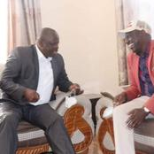 I Had To Unite With DP Ruto After Uhuru And Raila Did The Following, Isaac Rutto Explains