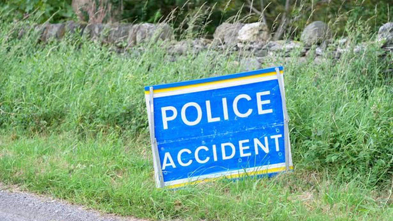 Two people hospitalised after crash and car fires near Penrith