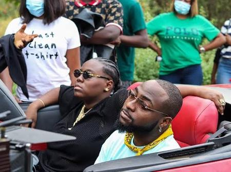 Davido's Colabo With Teni Brings Much Celebration As Her Song Garners Over 15 Million Streams
