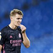 Arsenal in talks with Real Madrid to sign midfielder Martin Ødegaard