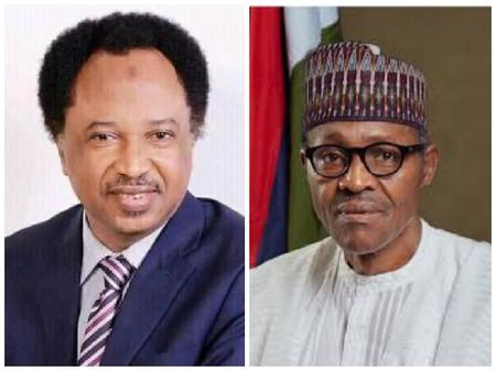 After the Presidency declared that Buhari is going for a medical check-up, See what Sen. Shehu said