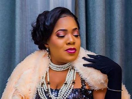 PHOTOS: Did You Know That Toyin Abraham Has Once Been Called On By Politicians To Lobby For Them?