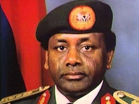 Years After The Death Of General Sani Abacha, See Beautiful Pictures Of His Wife And Children