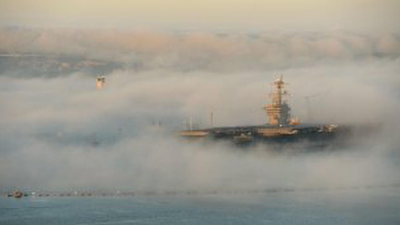 America's Aircraft Carriers Are Headed For Disaster