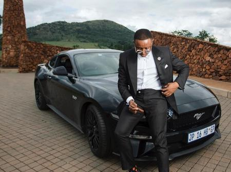 Isibaya actor leaves his fans gushing over him, with his recent pictures.
