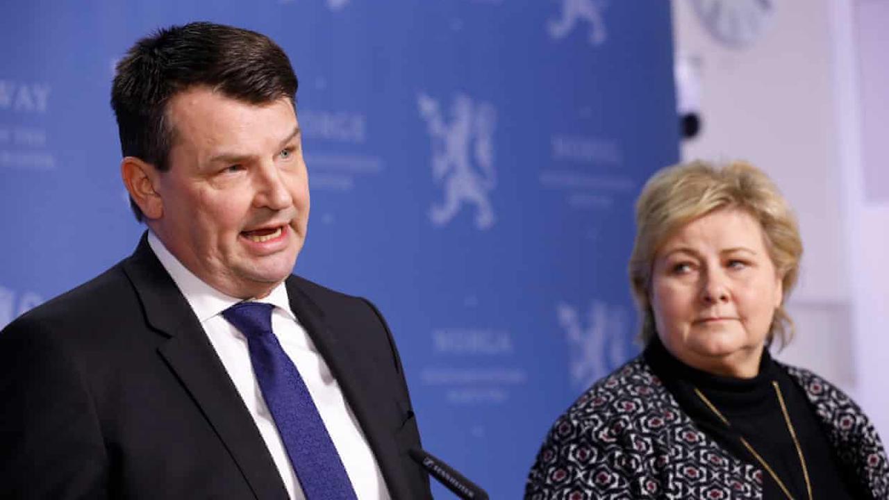 Partner of Norwegian Minister Jailed for Faking Attack on Home
