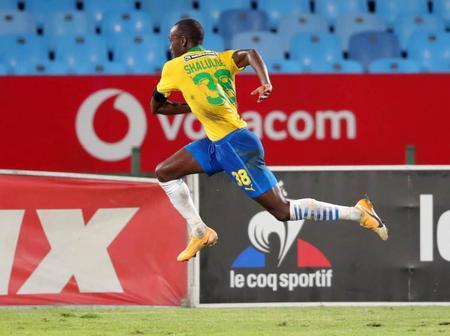 Mamelodi Sundowns striker gets a top reward.