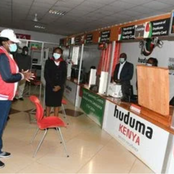 Here Is How To Book An Appointment For Huduma Centre With Your Phone To Avoid The Long Queues