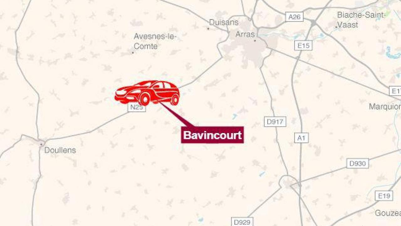 - Avesnes-le-Comte : une automobiliste blessée dans une collision avec un camion betteravier