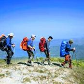 Hiking checklist: what to bring