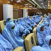 Kidnapped Nigerian School-girls released to Zamfara State Government