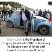 Meet The Poorest President In The World