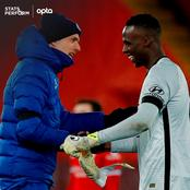 Edouard Mendy Set New Record As He Tops Other Goalkeepers In Clean sheet Since Thomas Tuchel Arrived