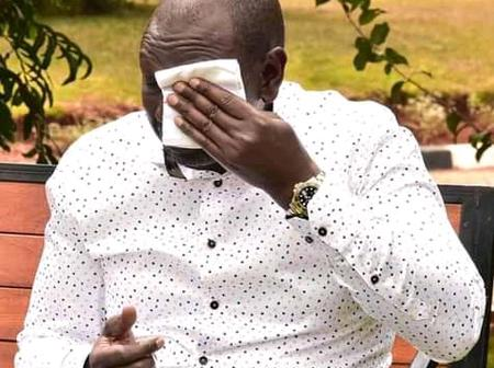 Troubled DP William Ruto Could  Be Kicked Out Of The Jubilee Party Next Week On Tuesday
