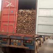 A Warning Letter To Northerners That Block Trucks Carrying Foodstuffs To South.