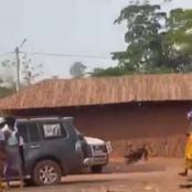 Niakara: le véhicule d'un candidat en campagne provoque un accident mortel, les détails