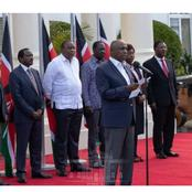 Reasons Why William Ruto Was Missing in State House Meeting Organized By President Uhuru