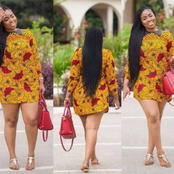 As March Set In, Here Are Trendy Ankara Designs You Can Try