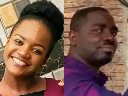 Former Destiny Kid Singer, Favour Iwueze Shows Off Her Hubby In New Photos