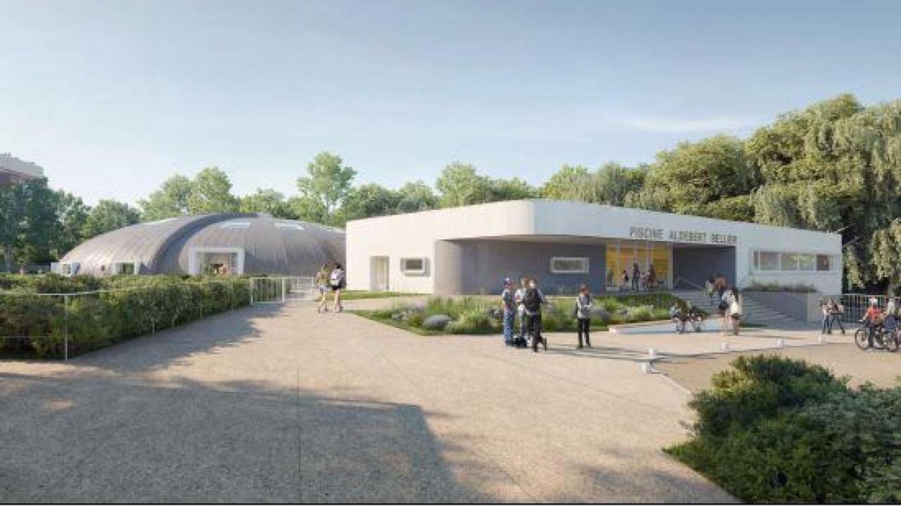 Le coût des futurs travaux de la piscine Aldebert-Bellier revu à la hausse de 8%