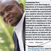 Côte d'Ivoire : Vincent Toh Bi sans remords pour un internaute, les détails