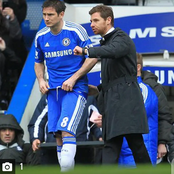 Throwback: Checkout what Lampard said about Andre Villas Boas when he was sacked in 2014