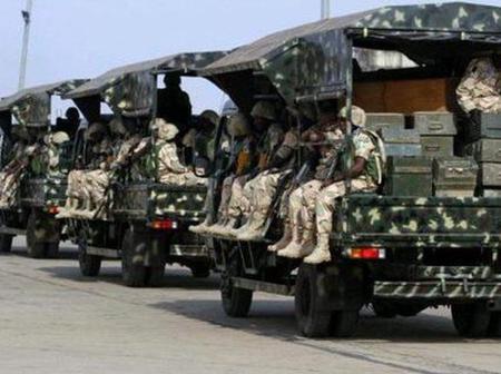 Today's Headlines: Bandits Ambush Army Logistics Convoy, Cart Away N28 million Cash And Weapon