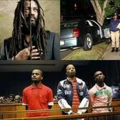 Celebrity Buzz: The Killers Of Lucky Dube And Their Reasons For Killing Him.