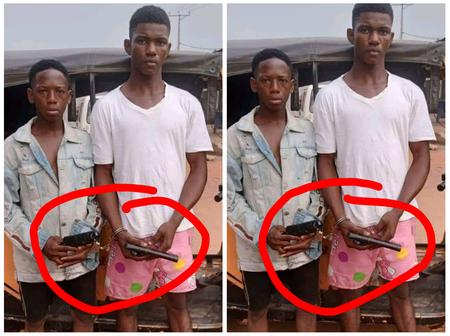 Crime News: Young Igbo Men Arrested For Armed Robbey, BBNaija Star Get Scammed and More