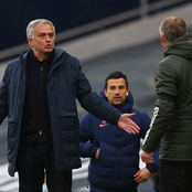 Mourinho And Solskjaer Involved In Furious War Of Words After United's Win, See What They Talked About
