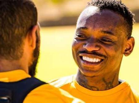 Khama Billiat silences critics with his last laugh