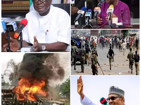 Today's Headlines: Buhari Talks Tough As He Jets Away On Medical Holiday, Fani-Kayode rebukes Tinubu over comments on recruitment of 50m youths into Army