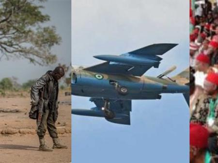 Today's Headlines: Bandits Hits Military Base In Niger, Group gives Igbo 7 days to leave Calabar