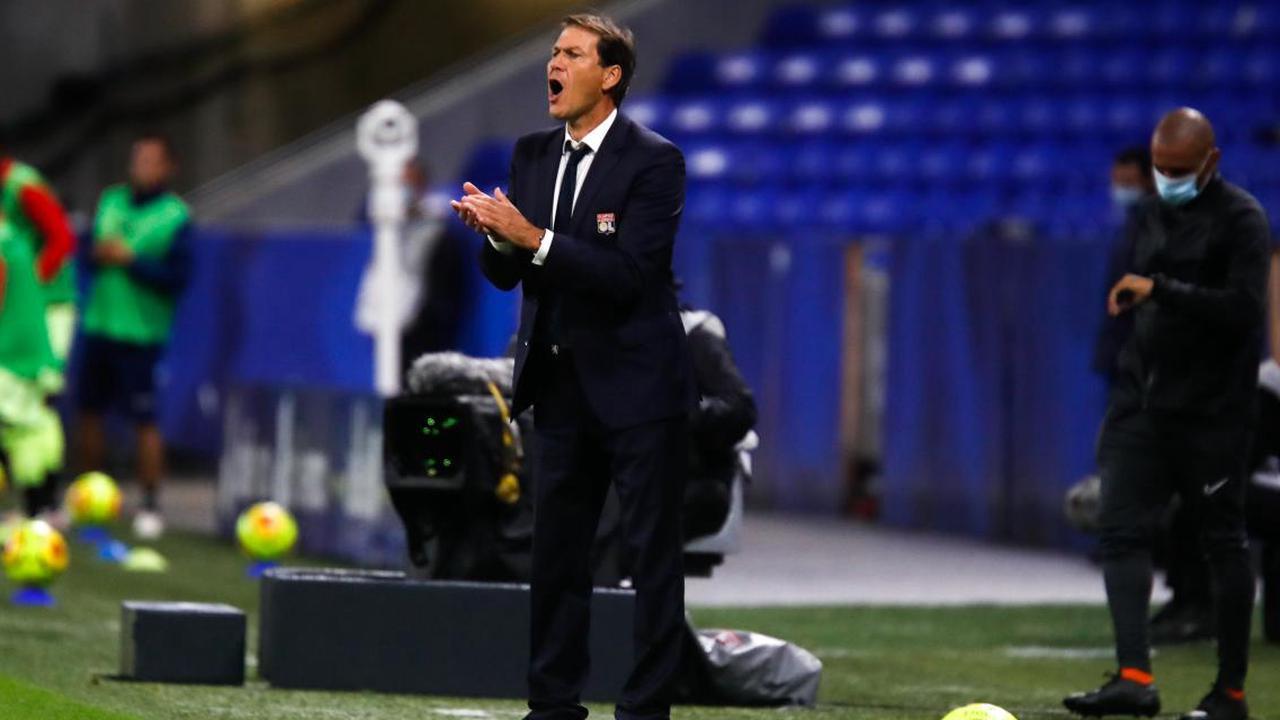 OL - Mercato : Garcia regarde ailleurs, Benlamri a des touches en L1