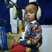A 2-Year-Old Boy Melts Kenyans Hearts By Releasing His First Gospel Song