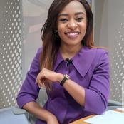 Moto Kama Pasi! See How Mashirima Kapombe Relates With Her Boss At Work