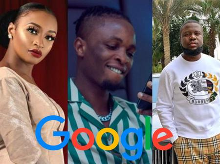 Google Releases Top Searches In Nigeria In 2020, Rahama Sadau, Laycon, Hushpuppi, See More(Photos)