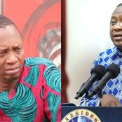This Is The Life Of Uhuru's Lookalike After Many Promises