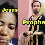After Ada Jesus Went to Prophet Odumeje to Beg For Forgiveness, See What He Did That Made Many React