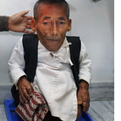 Check out biography and pictures of the world shortest man in recorded history