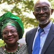 See The Pictures Of Ngozi Okonjo-Iweala And Her Husband And 6 Facts You Don't Know About The Man
