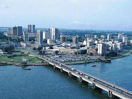 Abidjan is the economic capital of Cote d'Ivoire