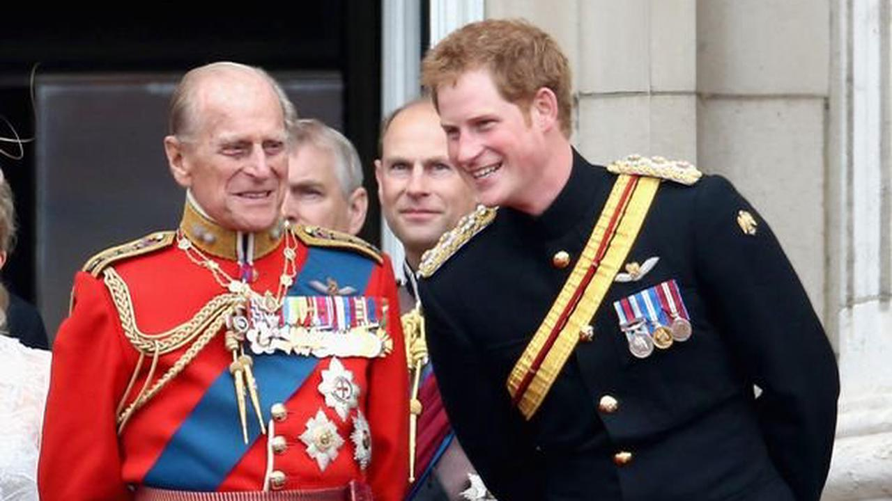 Prince Harry to return to UK for grandad Prince Philip's funeral