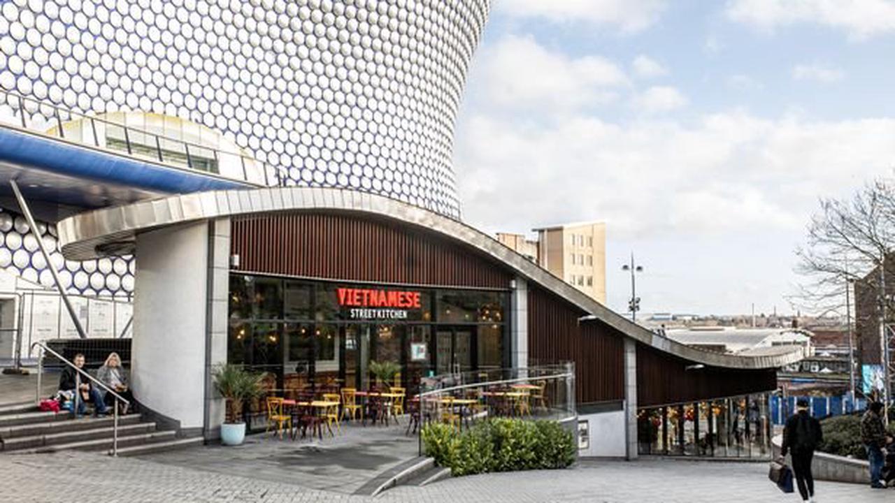 Vietnamese Street Kitchen launches new Bullring venue