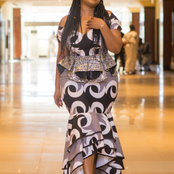 Latest Ghanaian Kaba And Slit Styles