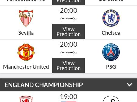 Tonight's 6 High Stake Matches To Win You Money