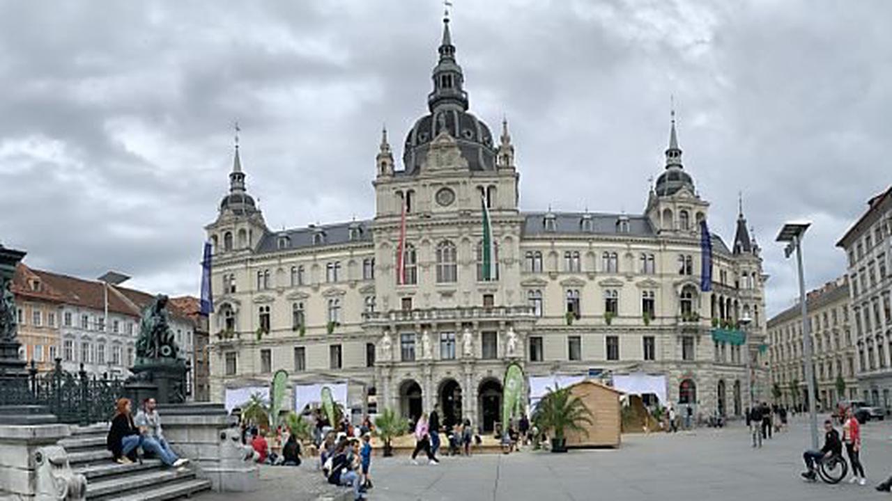 Graz wählt einen neuen Gemeinderat
