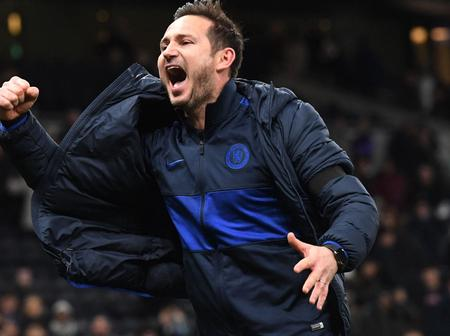 One key thing Chelsea's Lampard should learn from Mourinho's statement after the draw