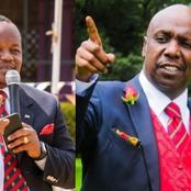 MP Ngunjiri Makes Strong Remarks On Gideon Moi's One Kenya Alliance Leadership, Claims He's Suited.